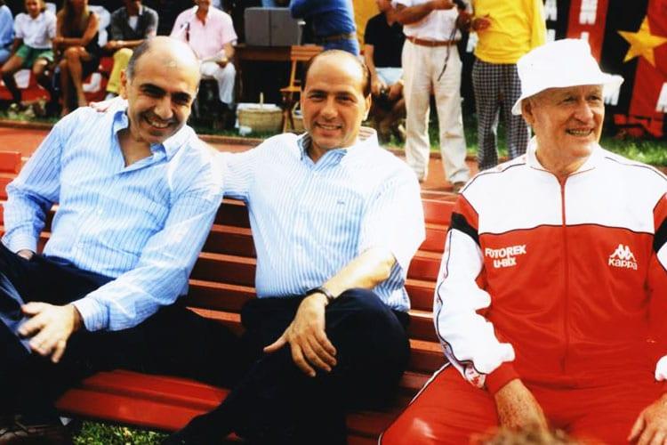 Elicotteri e Valchirie: 34 anni fa Berlusconi cambiava il Calcio Italiano