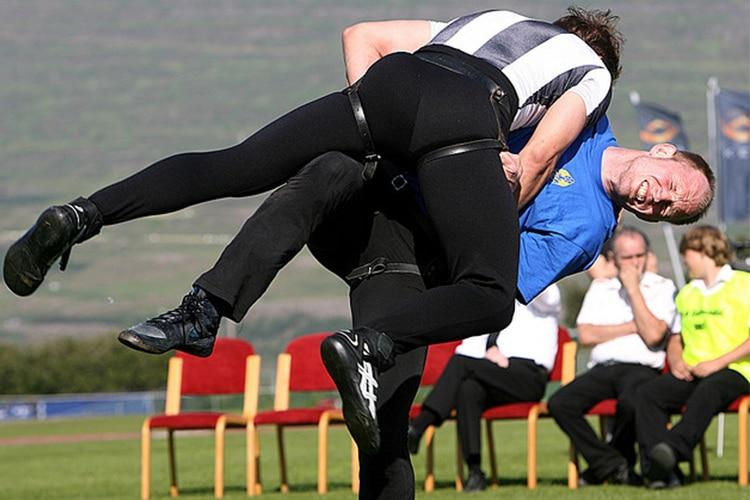 Alla scoperta del Glima, lo sport nazionale dei vichinghi islandesi
