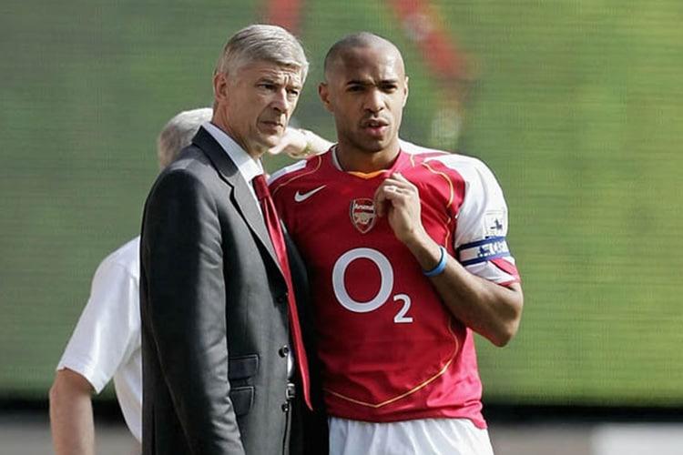 Titì Henry ed il secondo 'tradimento' al suo Arsenal