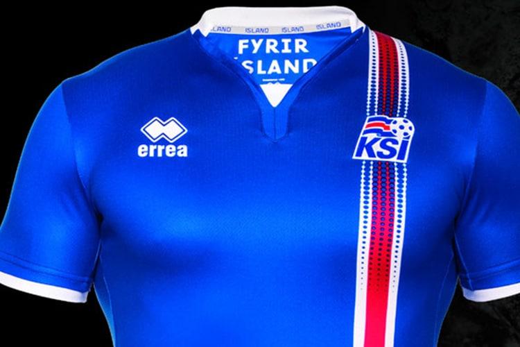 """Tutti pazzi per l'Islanda targata Italia: a ruba le maglie di Euro 2016. Erreà: """"Non siamo sorpresi"""""""
