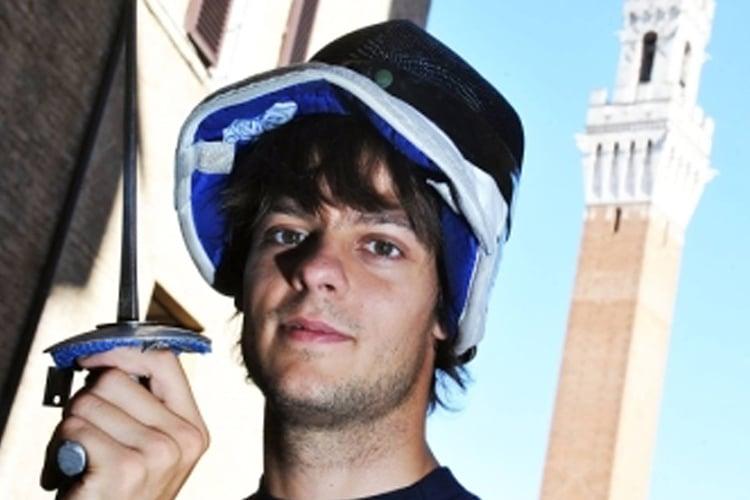 Matteo Betti, il Samurai della Scherma in carrozzina