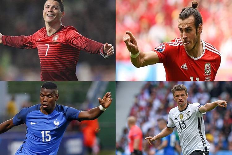 Euro 2016, le migliori formazioni di sempre delle semifinaliste