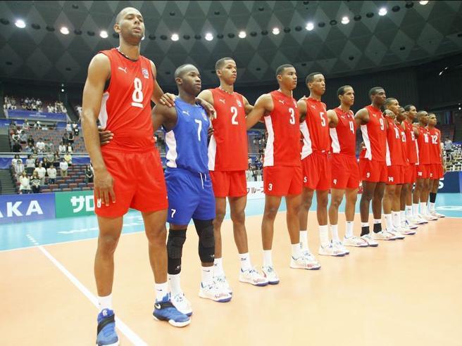 Volley: Otto giocatori di Cuba arrestati per stupro