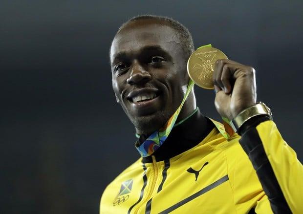 """Tripletta Bolt, saluta le Olimpiadi: """"Sono il più grande"""""""