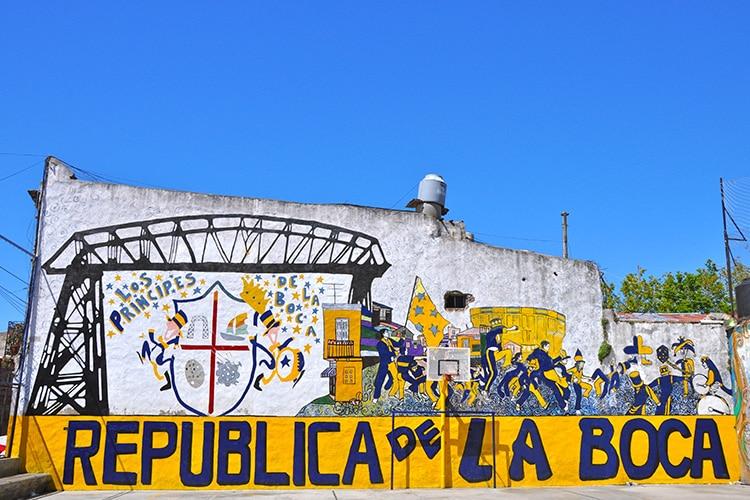 """""""Dale Boca, Bèlin"""". Il club più prestigioso d'America, fondato su una panchina dai genovesi"""