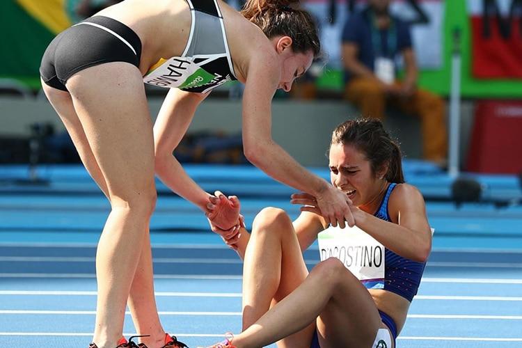 La vittoria più grande è la sportività. Meraviglioso fair play a Rio de Janeiro