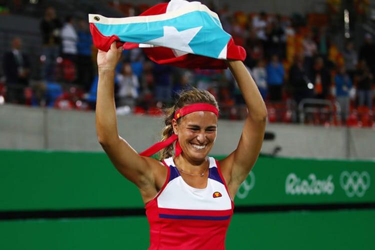 Rio 2016: Monica Puig, un oro storico