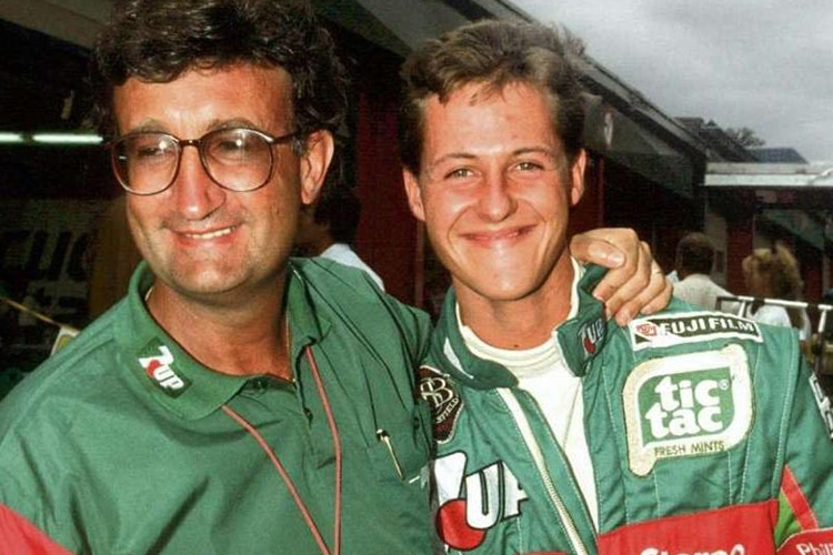 In Belgio un destino lontano 26 anni regalò Schumacher alla storia della Formula 1