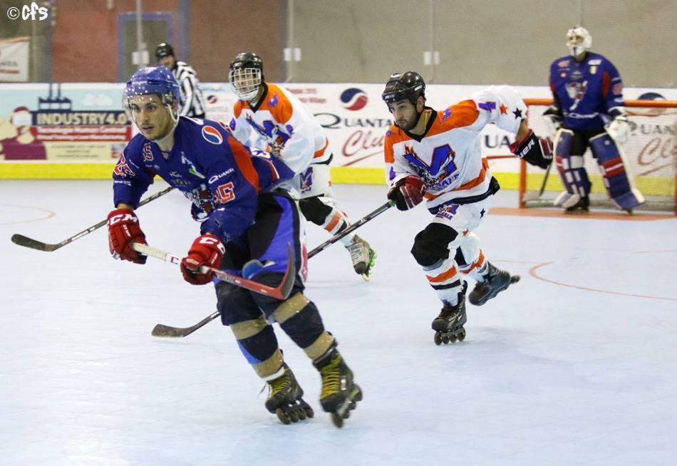 Quanta voglia di Hockey: Milano torna in pista