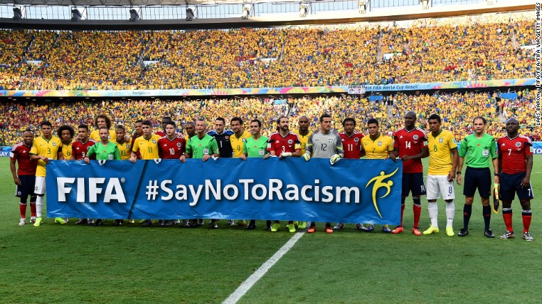Per la Fifa il Razzismo è estinto? Chiusa la Task Force