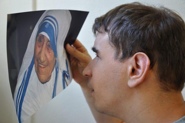 Storia di Ciprian, l'atleta Special Olympics salvato da Madre Teresa di Calcutta