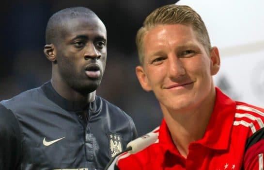 Manchester la città della spreco: Tourè e Schweinsteiger, 20 milioni di Sterline per non giocare