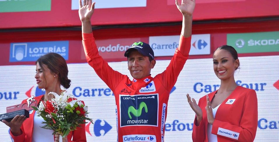 """Vuelta 2016: I giorni del """"Condor"""" Quintana"""