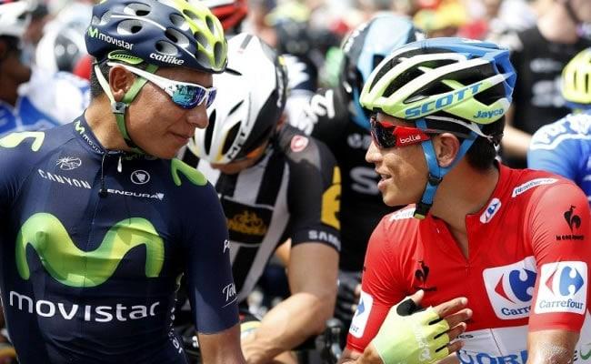 Quintana e Chaves: i pedali d'oro del Ciclismo colombiano