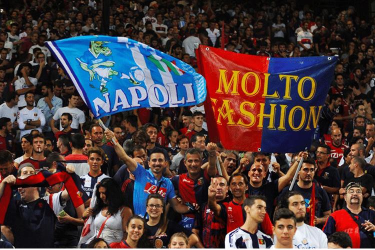 Genoa – Napoli: inizio e fine del gemellaggio più longevo della Serie A