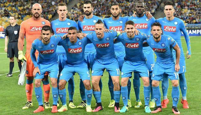 Napoli – Benfica: Inquadrature politicamente corrette?