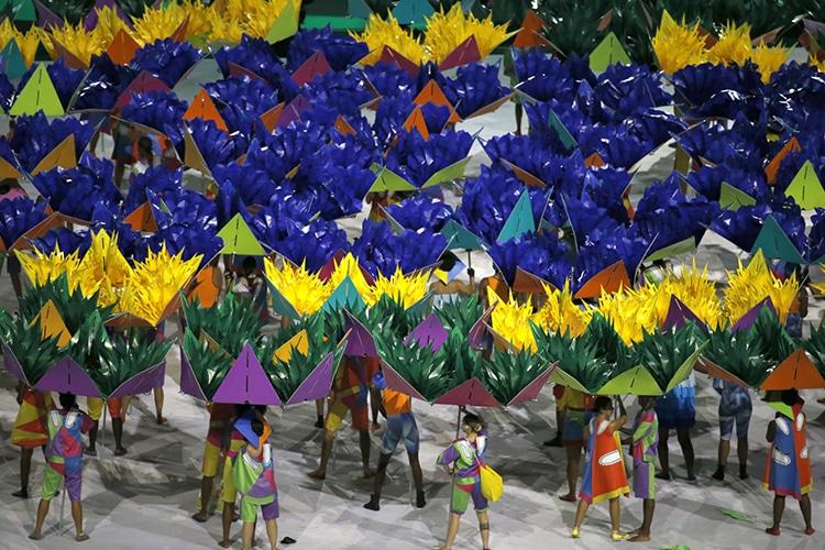 Rio2016, luci accese sulle Paralimpiadi. In gara oltre 4000 atleti provenienti da 173 paesi diversi