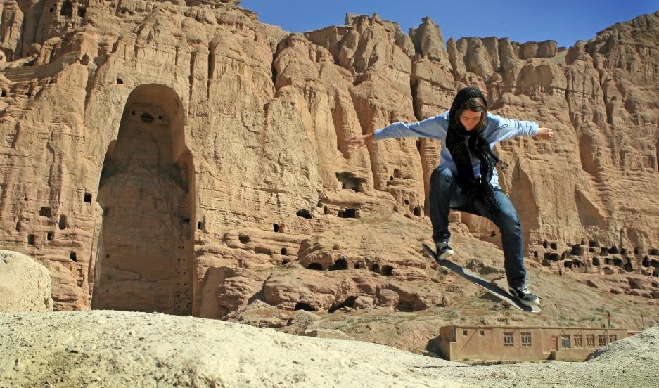 Se lo Skateboard regala una speranza ai bambini in Afghanistan