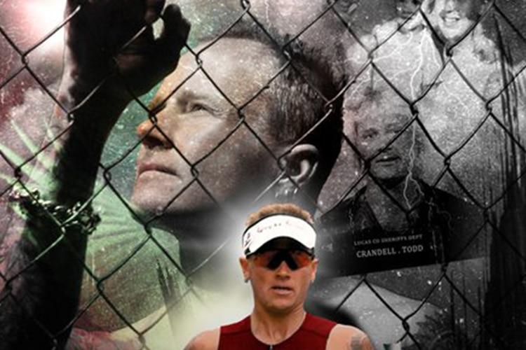"""Correre per guarire: le due vite """"estreme"""" dell'Ironman Todd Crandell"""