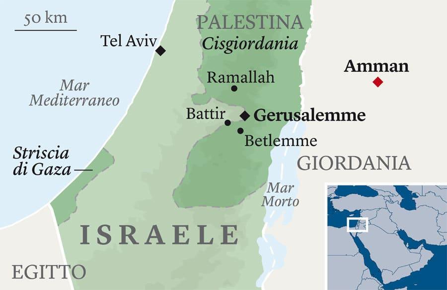 Cartina Israele E Palestina Oggi.Palestina Israele Anche Il Calcio Alle Prese Con L Intifada Gioco Pulito