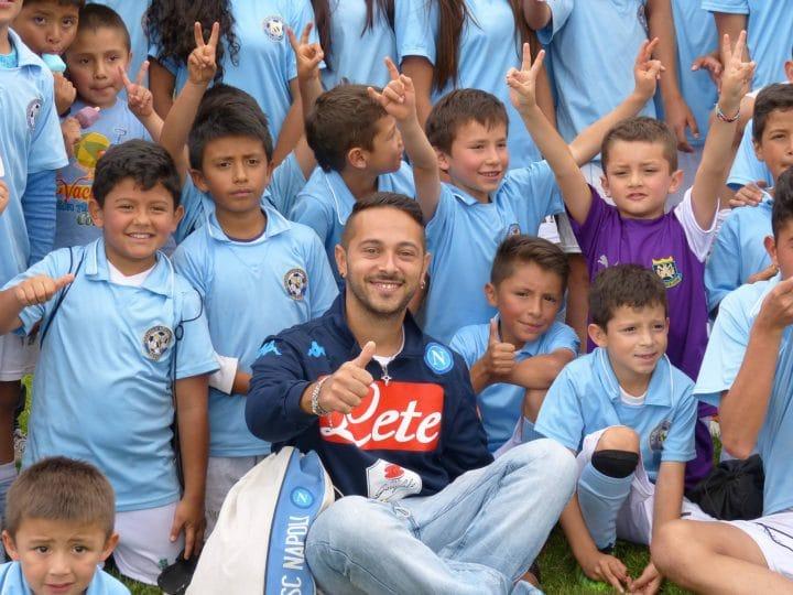 In Colombia c'è una scuola calcio dedicata al Napoli
