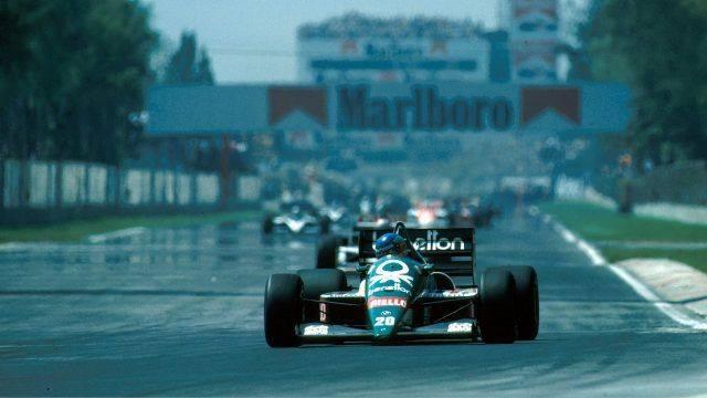 Messico e Favole: la prima vittoria in F1 di Berger e della Benetton