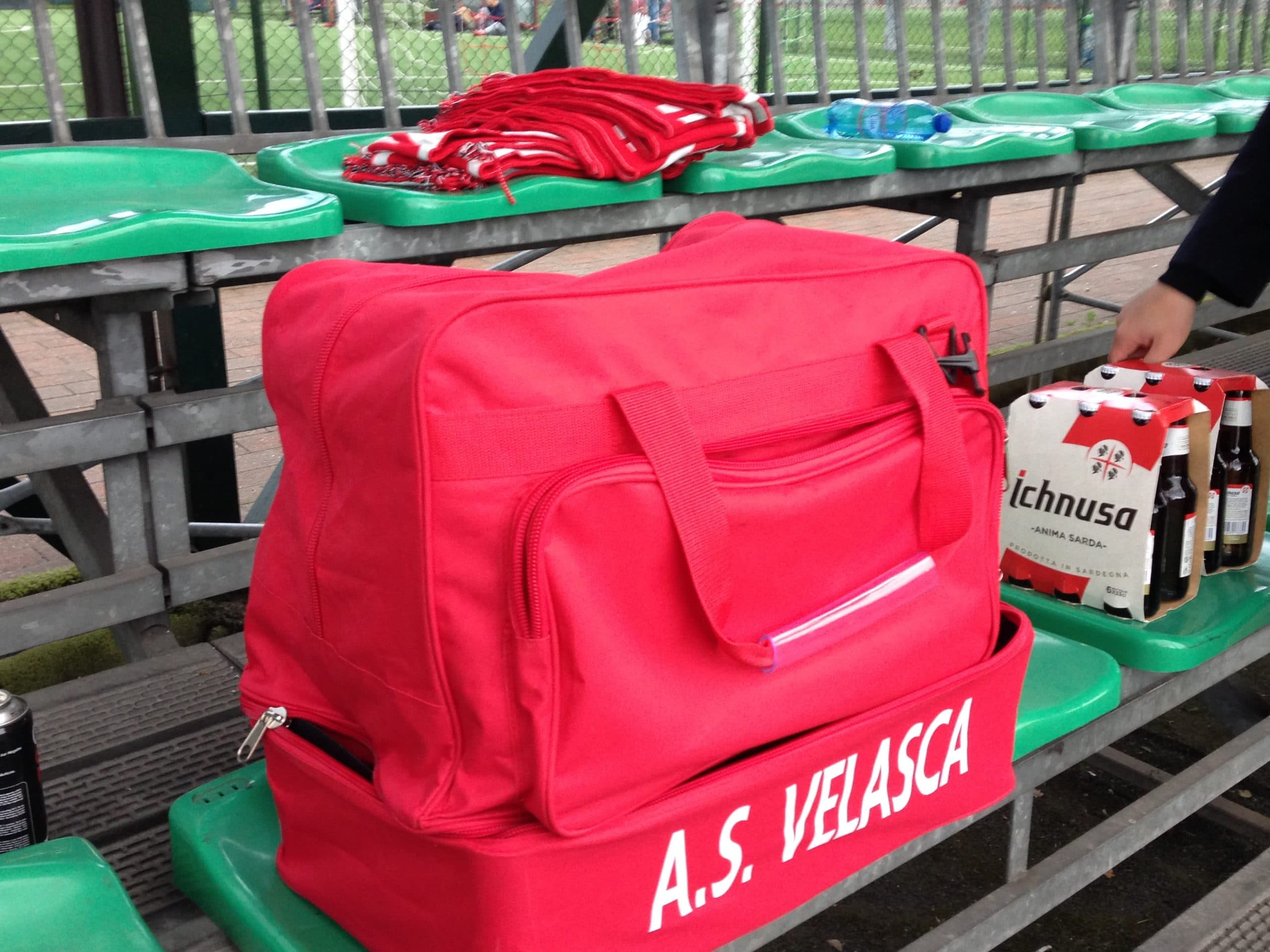 borsa ufficiale As Velasca