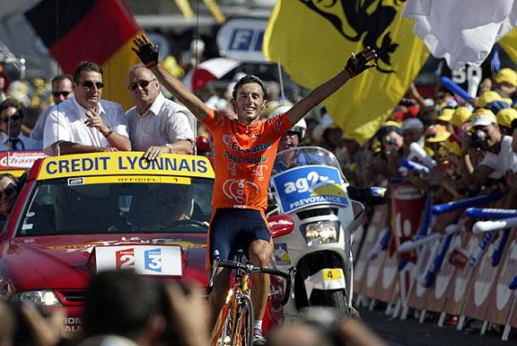 Quando l'indipendenza basca ha toccato il ciclismo: Iban Mayo e la macchia arancione