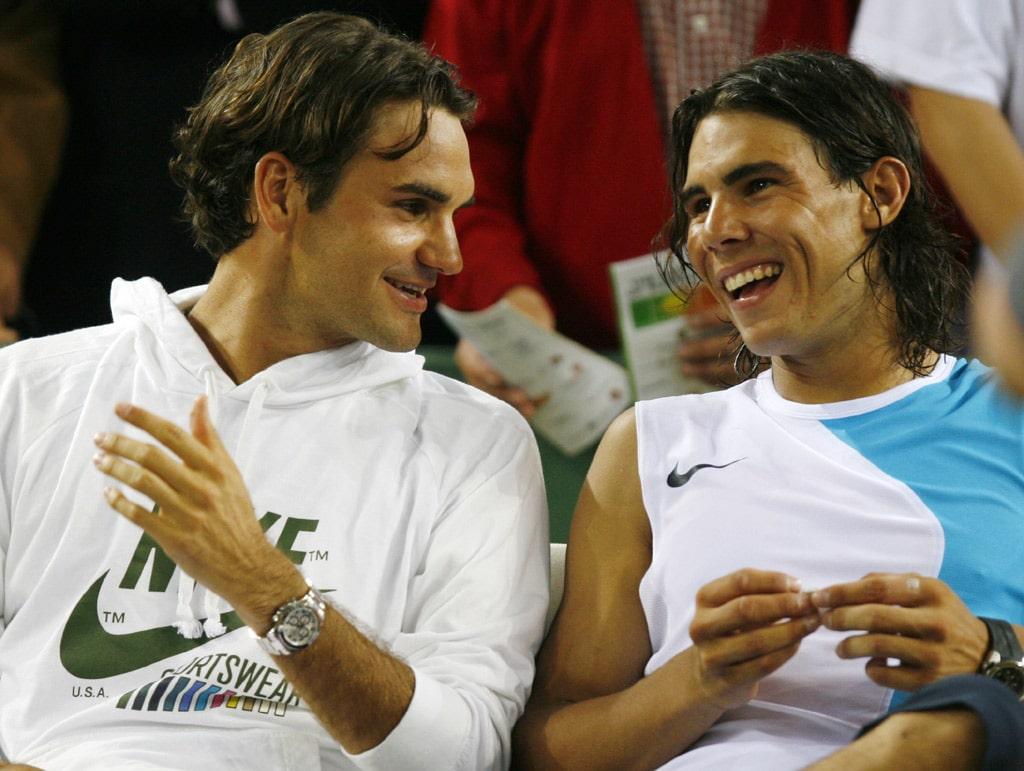 Federer-Nadal: la fine di un'era?