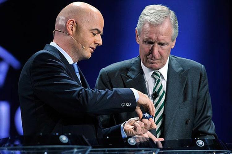 Gianni Infantino, l'uomo delle 48 palline pronto per i nuovi Mondiali Fifa?