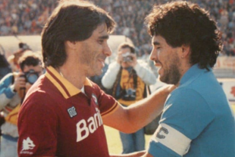 Roma – Napoli: una storia di calcio, cinema, musica e passione