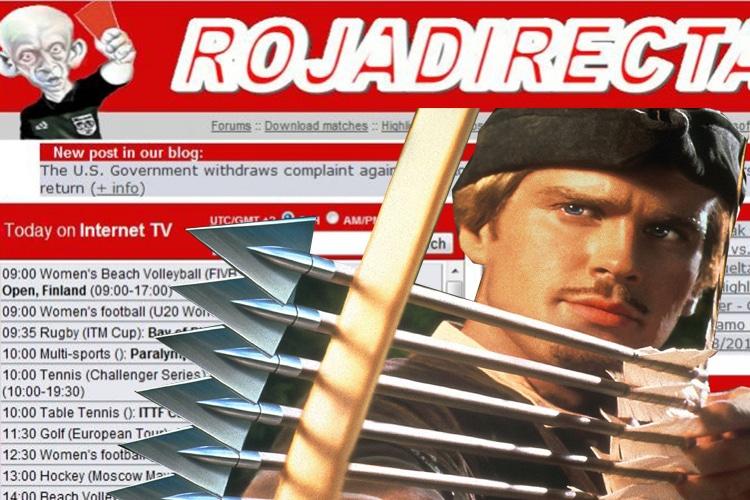 Streaming illegale: arrestato il capo di Roja Directa, il Robin Hood del calcio a pagamento