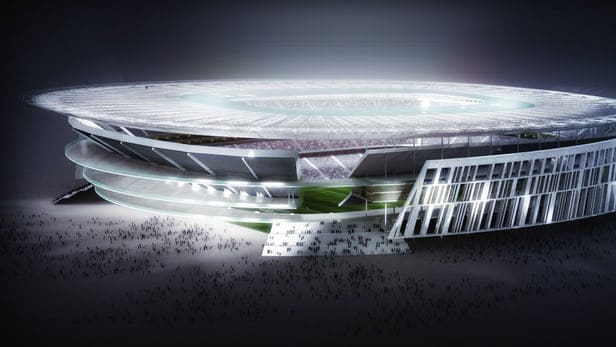 Gli Stadi di calcio: un problema tutto italiano