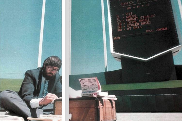 I rivoluzionari dello Sport: Bill James, l'inventore dell'algoritmo vincente