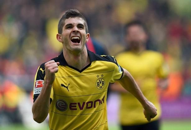 Christian Pulisic, l'oro di Dortmund scoperto 'per sbaglio'