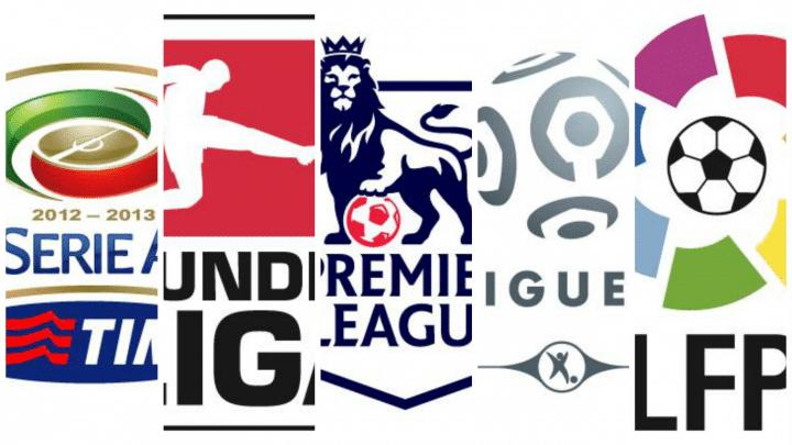 Diamo i numeri… statistiche e curiosità dei maggiori campionati europei