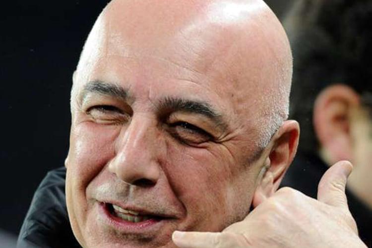 Galliani Presidente:Patto delle Big per la nuova Serie A e Superlega