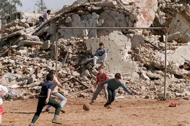 Sognando Russia 2018: così la Siria e la Libia provano a dare un calcio alla guerra