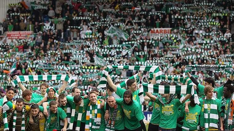 Tifosi del Celtic – Uefa, un rapporto difficile:10 provvedimenti in 5 anni