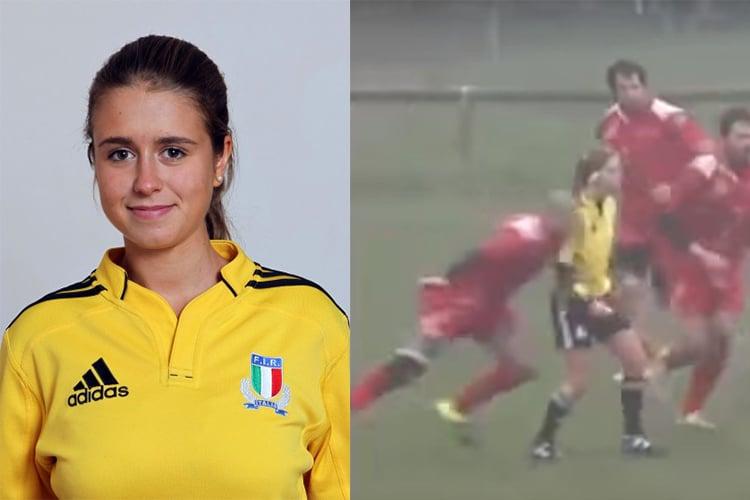 Rugby, Maria Beatrice Benvenuti: quando il coraggio va oltre i centimetri