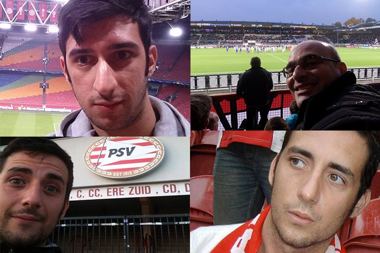 I Fantastici Quattro del calcio olandese in Italia