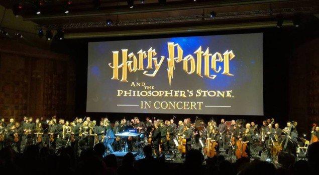 """Grande successo per """"Harry Potter in concerto"""" con l'Orchestra Italiana del Cinema dal vivo"""