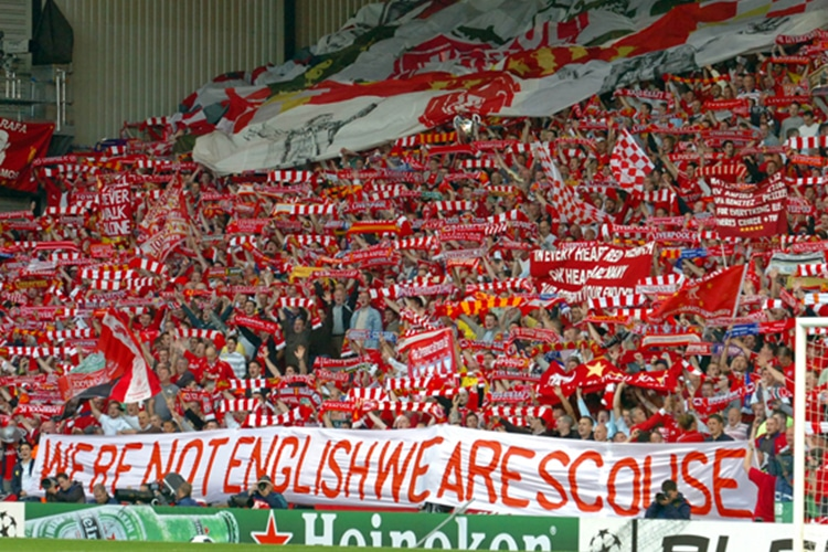 Top of the Kop