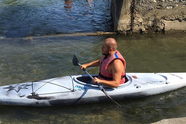 """Il sogno di Mirko: """"Regalatemi una gamba e andrò alle Paralimpiadi"""""""