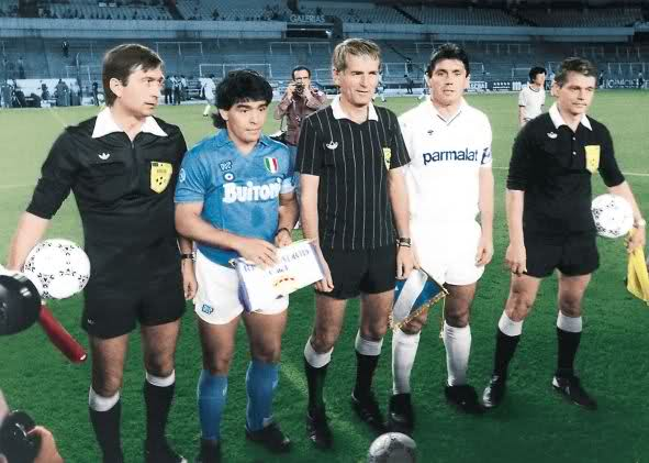 Napoli – Real Madrid: dopo 30 anni, la rivincita per la leggenda