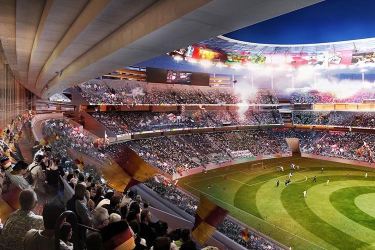 Stadio Roma: una causa al Comune costerebbe un risarcimento di 400 euro a persona