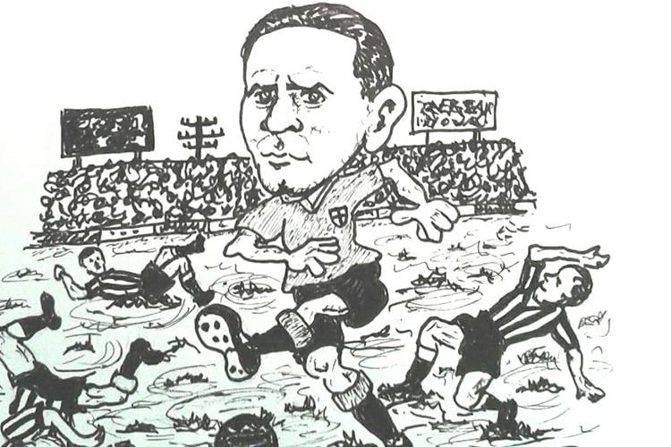 Viva i Grigi, la storia a fumetti dell'Alessandria Calcio