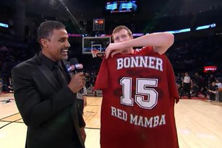 Matt Bonner si ritira. Il Normal One dell'NBA dice addio in modo esilarante