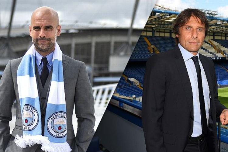Conte e Guardiola: il coraggio e la paura di cambiare