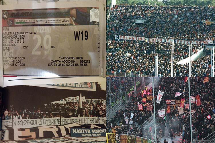 Storia di un biglietto: Atalanta-Roma, la partita che vogliono far morire